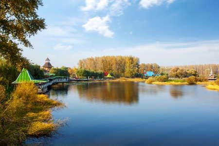 volga: Volga manor of European architecture