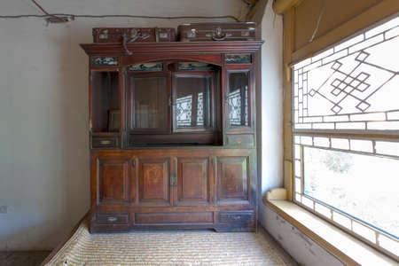 lattice window: Northeast furniture Kang sleep Tukang