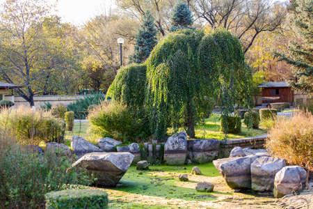 style: Japanese style garden