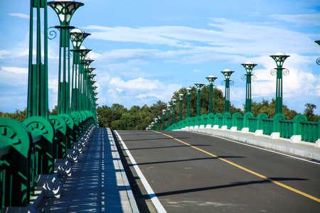 Bridge deck view