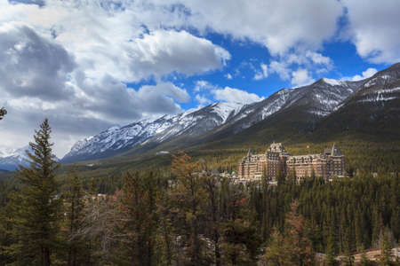 The Tower House Hotel Banff Town Canada