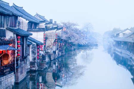 Ancient Architectural Buildings at xitang