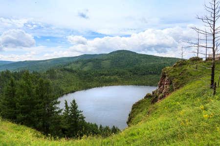 natural lake view