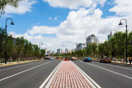 Harbin street view