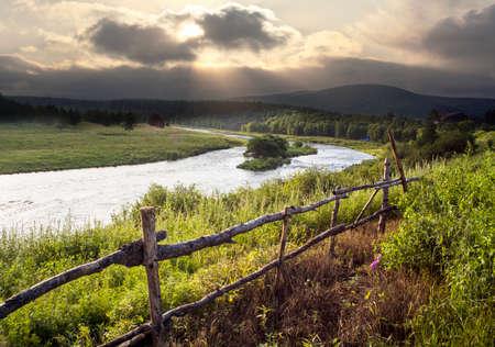 Inner Mongolia nature scenery Stockfoto - 121750342