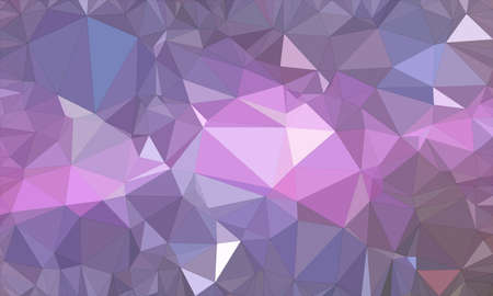 Low poly background design in geometric pattern. polygon wallpaper in origami style. polygonal texture illustration in color dark purple and light purple and medium purple