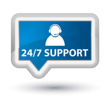 24 7: 24 7 support