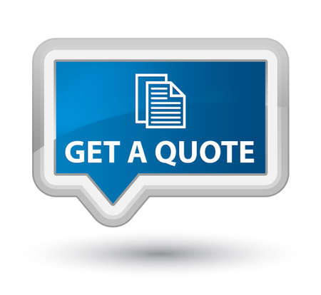 Get a quote Stock Photo
