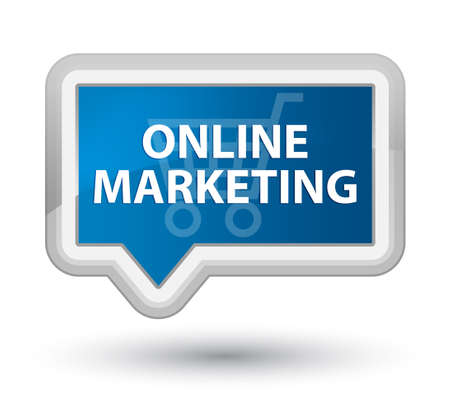 Online marketing Stock Photo - 25300236