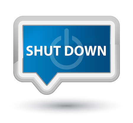 log off: Shut down