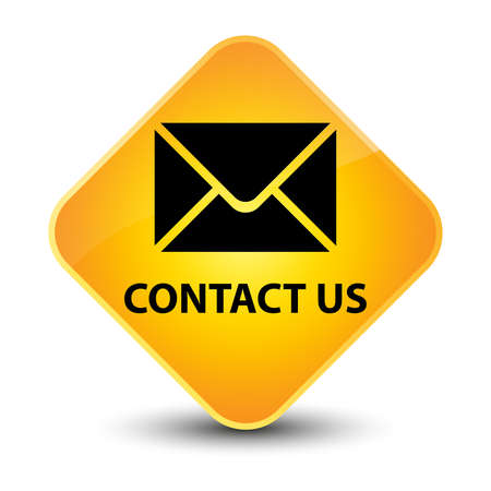 email contact: Contact us  email icon  yellow diamond button