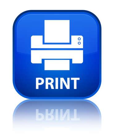 multifunction printer: Print (printer icon) blue square button