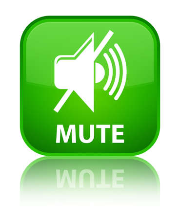 beep: Mute green square button