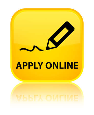 apply: Apply online (edit pen icon) yellow square button