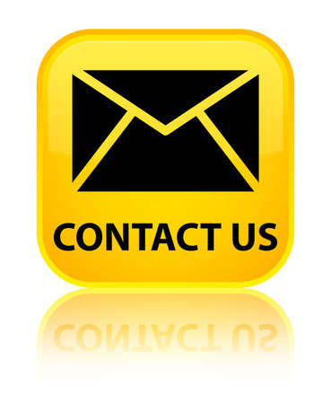 flysheet: Contact us (email icon) yellow square button