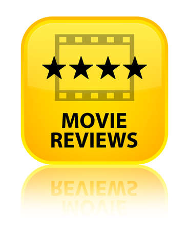 reviews: Movie reviews yellow square button