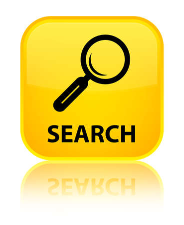 Search yellow square button photo