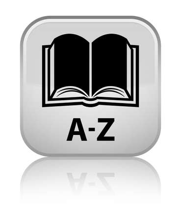 az: A-Z (book icon) white square button