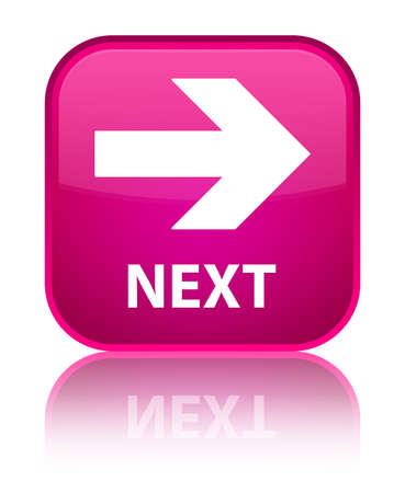 move ahead: Next pink square button