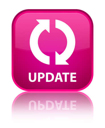 Update pink square button photo