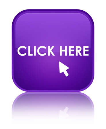 Click here purple square button