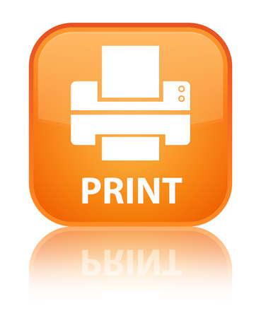 toner: Print (printer icon) orange square button