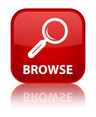 browse: Browse red square button
