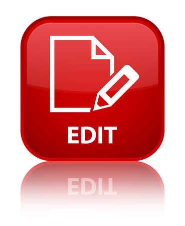 edit: Edit red square button