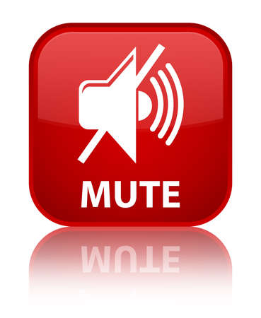 beep: Mute red square button