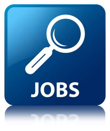 jobs: Jobs blue square button