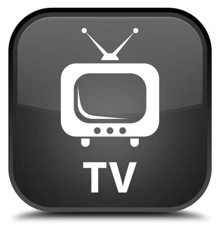 square button: TV black square button