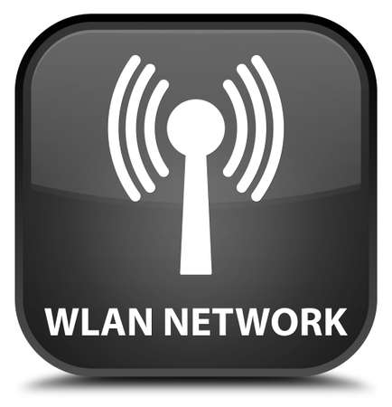 wlan: Wlan network black square button