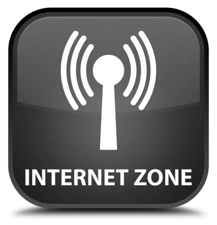wlan: Internet zone (wlan network) black square button
