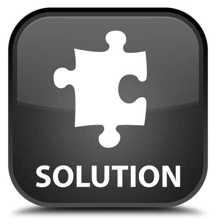 plugin: Solution (puzzle icon) black square button