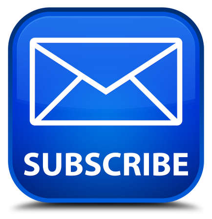 article marketing: Subscribe (email icon) blue square button