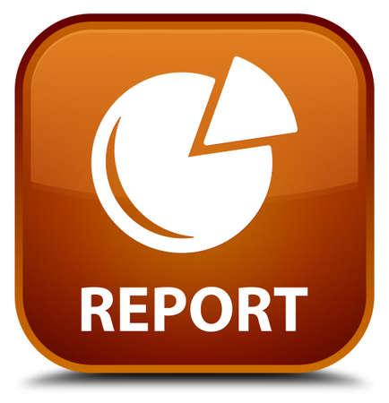 square button: Report (graph icon) brown square button