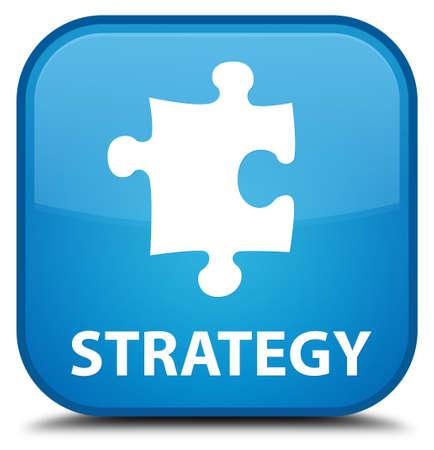 plugin: Strategy (puzzle icon) cyan blue square button