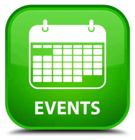 Events (calendar icon) green square button