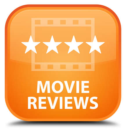 reviews: Movie reviews orange square button