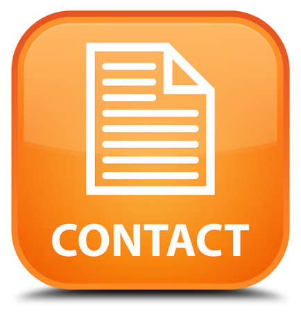 term and conditions: Contact (page icon) orange square button