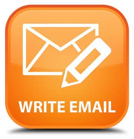 flysheet: Write email orange square button