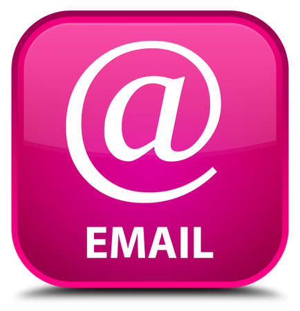 email address: Email (address icon) pink square button