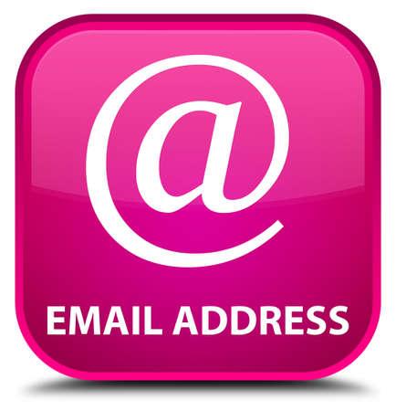 flysheet: Email address pink square button