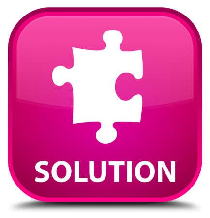 plugin: Solution (puzzle icon) pink square button