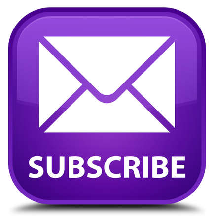 subscribe: Subscribe (email icon) purple square button