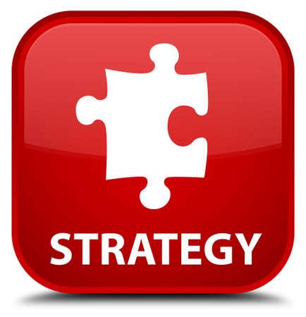 plugin: Strategy (puzzle icon) red square button
