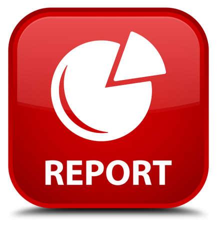 icon red: Report (graph icon) red square button