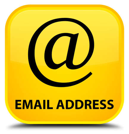 flysheet: Email address yellow square button