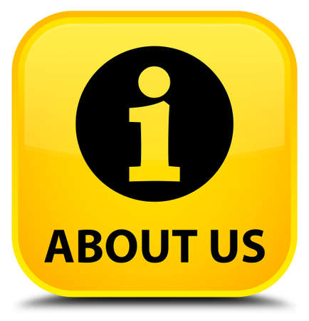 about us: About us yellow square button