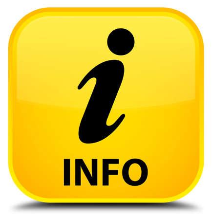 inquiry: Info yellow square button